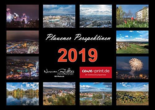Plauener Perspektiven 2019 (A2 Querformat)