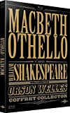 Macbeth & Othello d'après William Shakespeare réalisés par Orson Welles [Édition Collector]