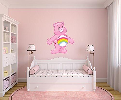 old-rainbow-bearr-wallart-certified-freak-85-x-100-cm