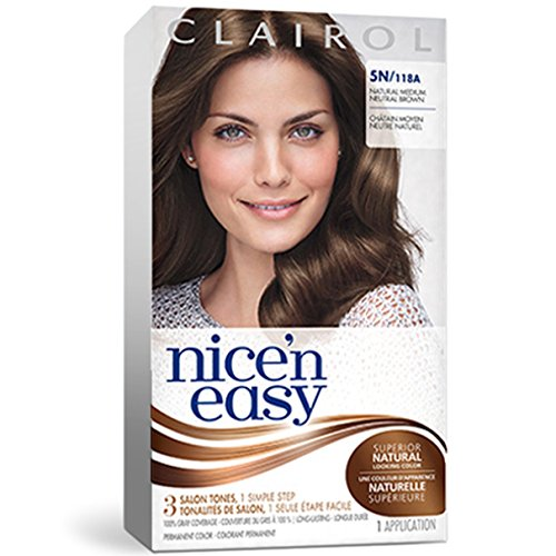 clairol-nice-n-easy-hair-color-118a-natural-medium-neutral-brown-1-kit-pack-of-3-by-clairol