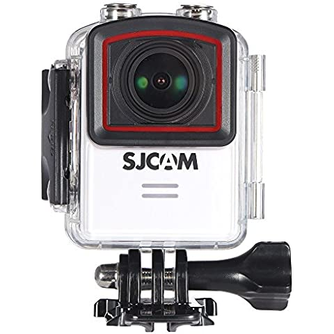 SJCAM M20 Action Cam Sport Camera 4K 24FPS Ultra HD Digital Video Camera Outdoor Waterproof Underwater Camcorder 16MP Mini NT96660 DSP IMX 117 WiFi 2