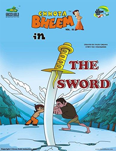 The Sword (Chhota Bheem) (English Edition)