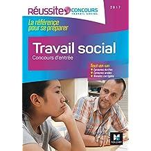 Réussite Concours - Travail social - Concours d'entrée 2017 - Nº15