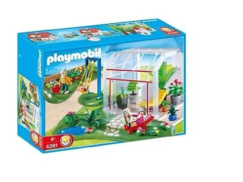Grande Maison Playmobil - Playmobil - 4281 - Véranda et