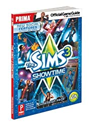 Sims 3 Showtime: Prima's Essential Game Guide (Prima Official Game Guides)