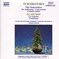 Tchaikovsky: Nutcracker (The) / Glazunov: Les Sylphides