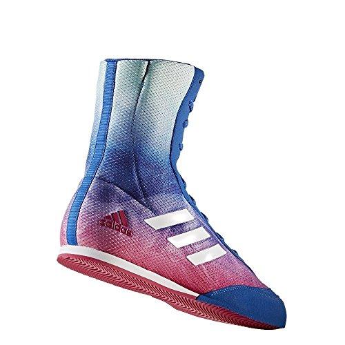 Adidas Box Hog Plus Boxen Stiefel - rosa blau grün Blau/Pink/Grün/weiß hDMPY5