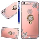 Cover iPhone 6 Plus Glitter, Custodia iPhone 6 Plus/iPhone 6s Plus (5.5