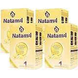 Natamil 1, préparation pour nourrissons, de naissance, paquet de 4 (4 x 800g)
