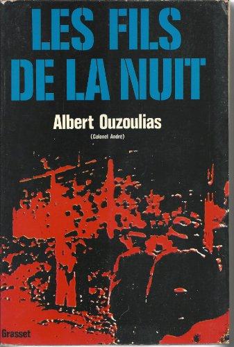 Portada del libro Les fils de la nuit