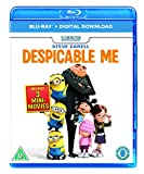 Despicable Me (2017 resleeve) (BD + UV) [Blu-ray]