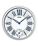 Casio Round Resin Wall Clock (35 cm x 35...