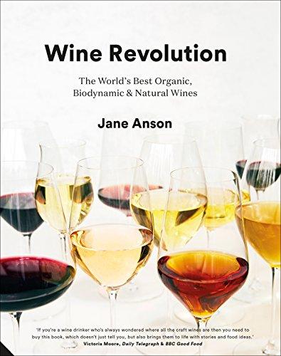 Wine Revolution por Anson Jane