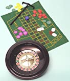 Roulette set with 10 inch wheel - 00609 by Witzigs