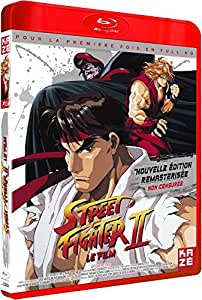 Street fighter II [Blu-ray] [Non censuré]