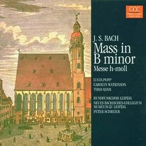 Messe H - Moll Bwv 232 (Schreier)