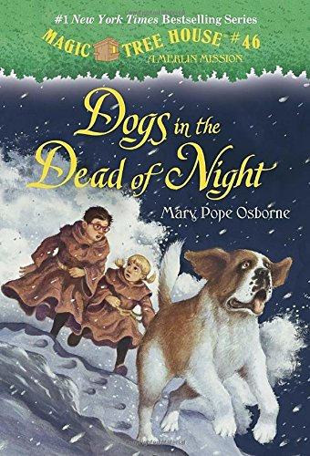 Dogs in the Dead of Night (Magic Tree House)