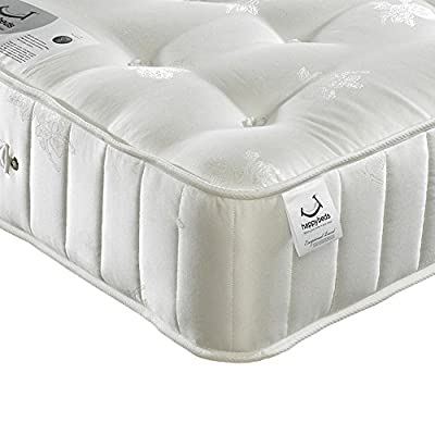 Happy Beds Signature Crystal 3000 Pocket Sprung Organic Orthopaedic Mattress