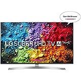 LG 123 cm (49 Inches) 4K UHD LED Smart TV 49SK8500PTA (Silver) (2018 model)