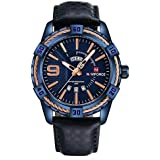Naviforce Casual Watch For Men Analog Stainless Steel - NF9117GG