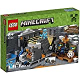 LEGO Minecraft - Set El portal final, multicolor (21124)