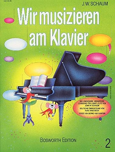 Wir Musizieren Am Klavier, Band 2: Buch für Klavier (Noten Neon Musik)