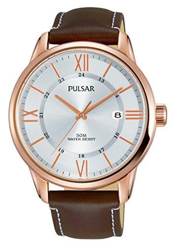 Pulsar Reloj Unisex de Analogico PS9472X1