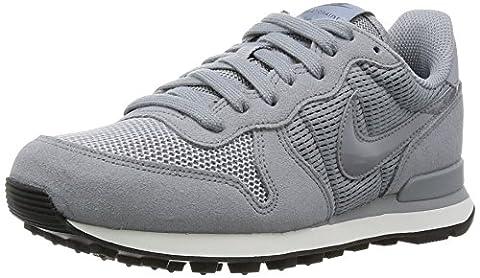 Nike 828407-004 Damen Turnschuhe, Grau, 39 EU