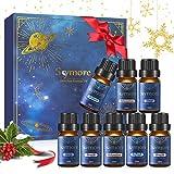 Skymore Ätherische Öle Set, Duftöle für Diffuser und Aromatherapie, Naturrein Essential Oil Für Diffuser Duftlampen