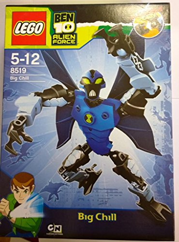Lego Ben 10 Alien Force Big Chill (8519) By Lego Picture