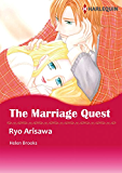 THE MARRIAGE QUEST (Harlequin comics)