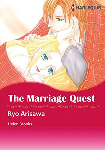 The Marriage Quest: Harlequin comics (English Edition) (Comic-quest)
