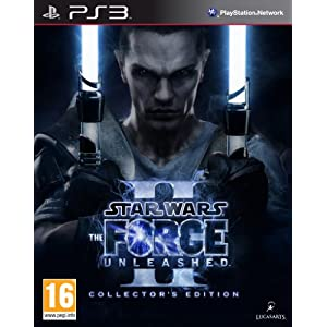 Activision Blizzard Star Wars Force unleashed SE