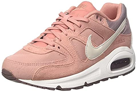 Nike Damen Women's Air Max Command Shoe Turnschuhe, Pink (Red Stardust/Lt Bone/Taupe Grey/White), 38.5