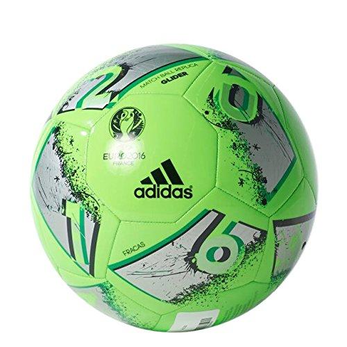 Adidas EURO16Glider Fußball, Grün (Versol/plamet/griosc), 3