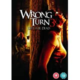 Wrong Turn 3 - Left For Dead [DVD] by Tom Frederic