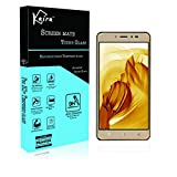 #3: Kaira Screen Protector Premium Coated Tempered Glass Screen Protector Film Guard for Coolpad Note 5 (new generation/ Anti-explosion With all Finger Print Sensor/ Light Sensor/ Camera Cutting)