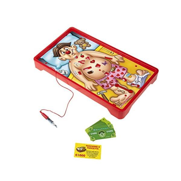 Hasbro Gaming - L'Allegro Chirurgo: Buzz Lightyear (gioco in scatola) 3 spesavip