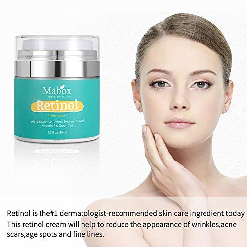 Crema hidratante MABOX, la loción hidratante blanqueante y el control de aceite hidratante para el cuidado de la espinilla.