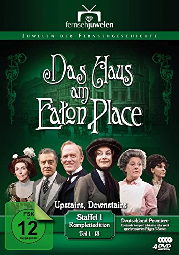Bennett Place (Das Haus am Eaton Place - Staffel 1 Komplettedition: Teil 01-13 [4 DVDs])