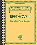 Schirmer's Library Of Musical Classics: Beethoven - Complete Piano Sonatas: 2103