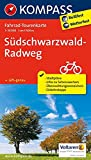 Südschwarzwald-Radweg: Fahrrad-Tourenkarte. GPS-genau. 1:50000. (KOMPASS-Fahrrad-Tourenkarten, Band 7055)