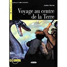 Voyage Au Centre De LA Terre - Book & CD