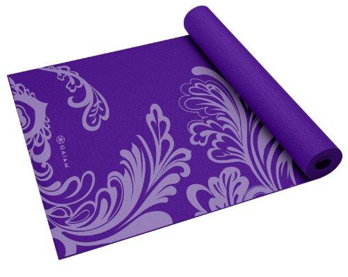 Gaiam nbsp;–Esterilla de yoga, diferentes colores disponibles, Unisex, Esterilla para yoga, Watercress, Watercress, OS