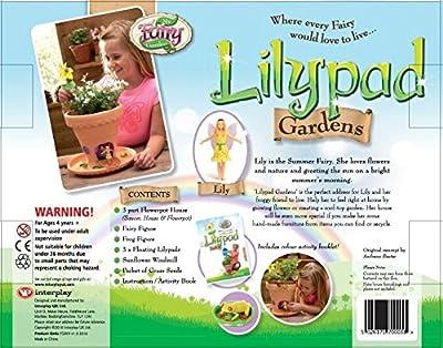 My Fairy Garden Lilypad Gardens Toy (Multi-Colour)