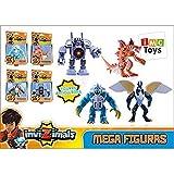 Invizimals Mega Figuras by IMCADISA