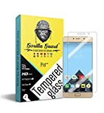 Gorilla guard™s HD+ Clear tempered glass screen protector for Lenovo P2 5.5inch (Pro series) 8.5H hardness, oelophobic, UV protect, 2.5D rounded edges, neo coated, free instalation kit, BEST DEAL!