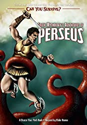 Greek Mythology Adventures of Perseus: A Choose Your Path Book