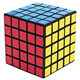 EASEHOME 5x5x5 Speed Magic Puzzle Cube, Rompecabezas Cubo Mágico PVC...