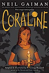 Coraline: The Graphic Novel by Neil Gaiman (2009-05-05)